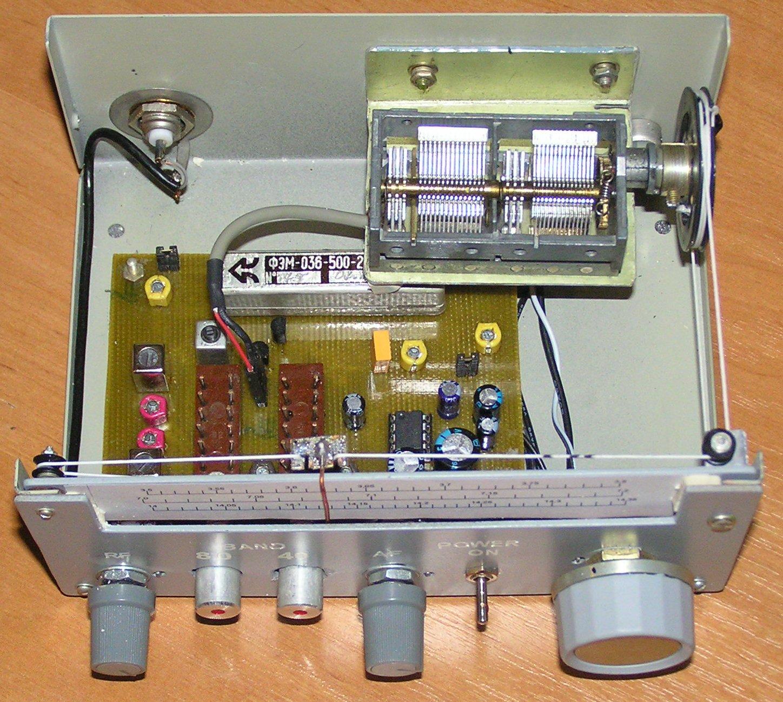 фото фото схемы радиолюбителей вертикальный стебель